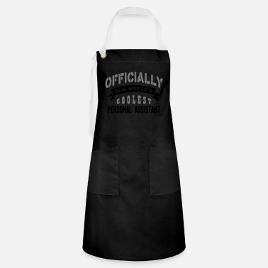 Official-person personal assistant officially the worlds - Artisan Apron