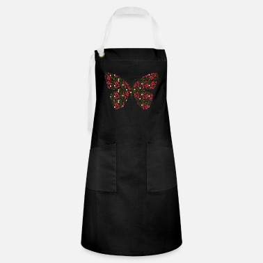 Butterfly I - Artisan Apron