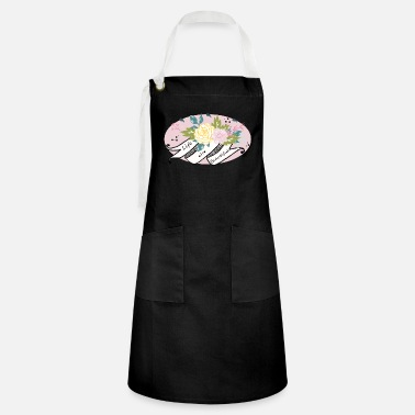 Life is Beautiful - Artisan Apron