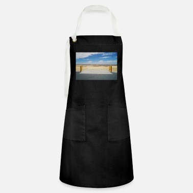 Idea The gate to the desert, gift idea - Artisan Apron