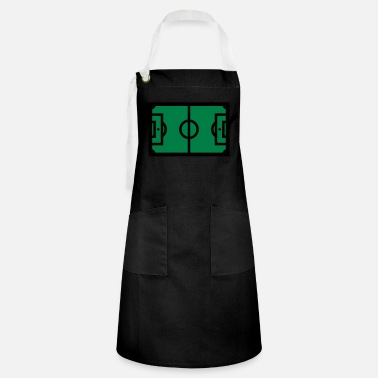 Playing Field Soccer field, playing field, soccer - Artisan Apron