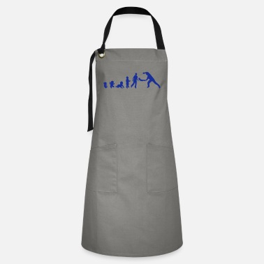 Adult Baby Evolution Basque pelota adult baby - Artisan Apron