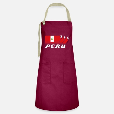 Arequipa Peru Flag / Gift National color South America - Artisan Apron