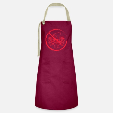 State No to the surveillance state - Artisan Apron