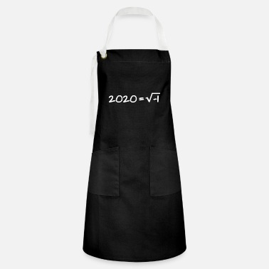 Pulling Roots 2020 is root -1 - Artisan Apron