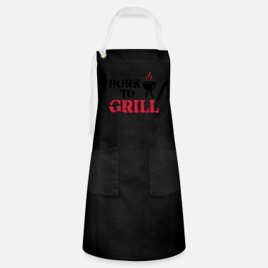 Born To Grill Born to Grill - Artisan Apron