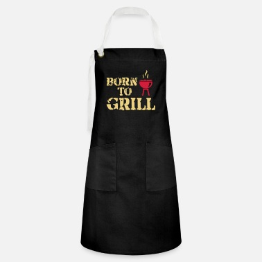 To Born to Grill - Konstrastforkle