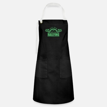 Rallying Rally Rally Rally Car Rally Rallies - Artisan Apron