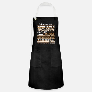 Conductor Conductor To Be Called A Conductor - Artisan Apron