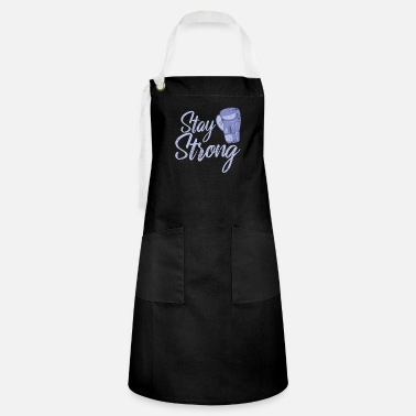 Hits Stay Strong boxes - Artisan Apron