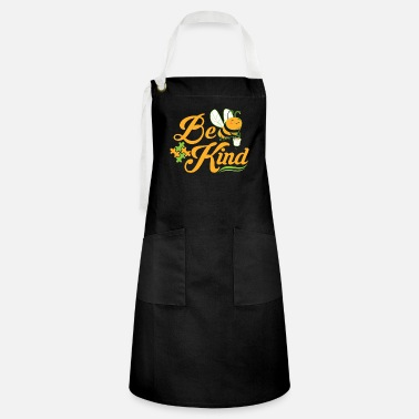 Occupation Bee Kind Autism Awareness Autism Superhero - Artisan Apron