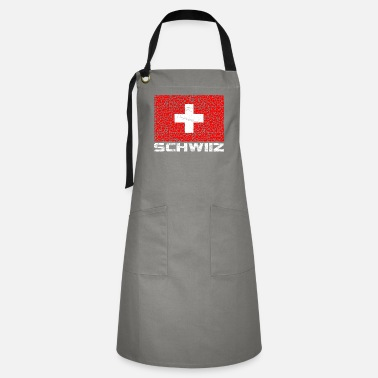 Swiss German Switzerland Swiss German - Artisan Apron
