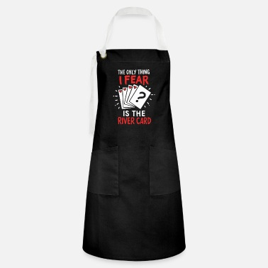 Bluff The River Card - gift - Artisan Apron