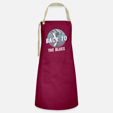 Blues Music Blues music - Artisan Apron