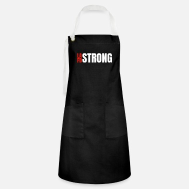 LAFD Strong - Los Angeles Firefighter - Artisan Apron