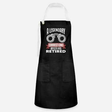 Count Royal Correctional Officer Correctional Officer Jail - Artisan Apron