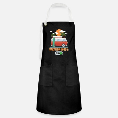Together Vacation mode on - Artisan Apron