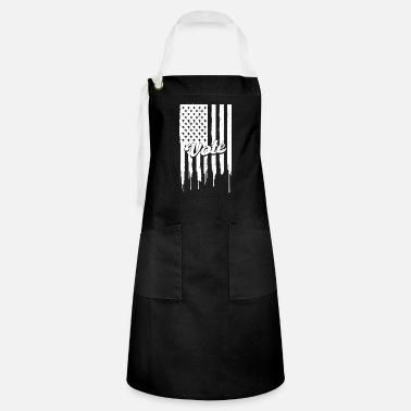 Voting Like A Vote Election Voting - Artisan Apron