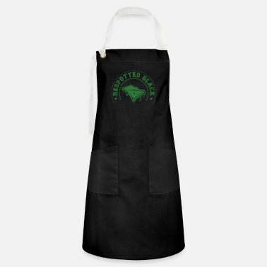 Snooker Respotted Black - Artisan Apron