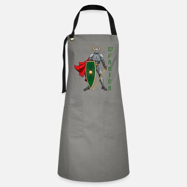 Warrior WARRIOR. The warrior - Artisan Apron