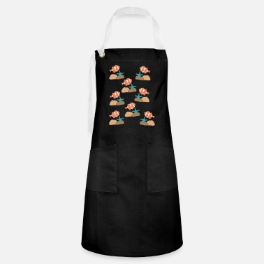 Under Water under water - Artisan Apron