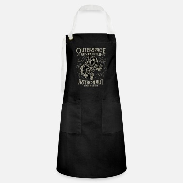 Outerspace Adventurer Design - Artisan Apron