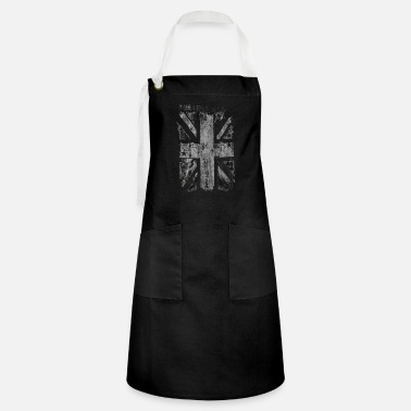 White rebellion - Artisan Apron