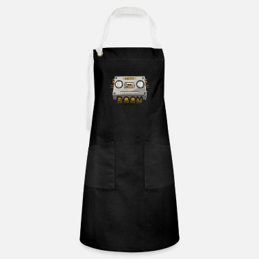 Boom Box check out my Boom-Box - Artisan Apron