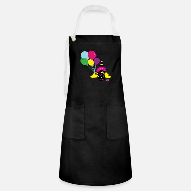 Party Monster party monster - Artisan Apron