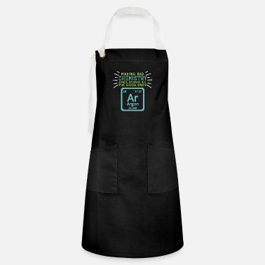 School Teacher Funny Primary School Teacher Gift - Artisan Apron