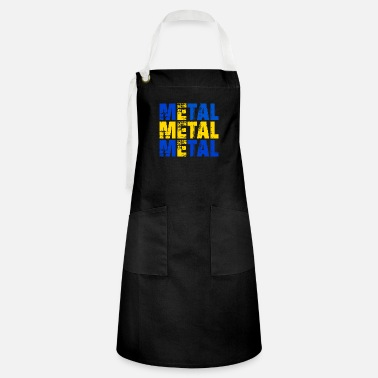 Metal SWEDISH METAL MUSIC - Artisan Apron