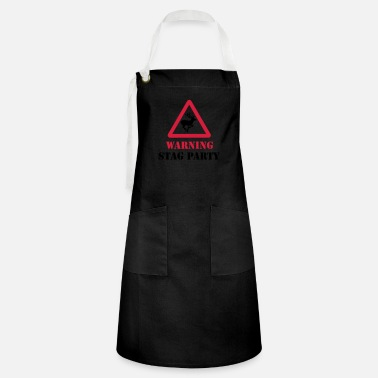 Stag Stag Party - Artisan Apron
