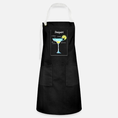 Alcohol Daiquiri Cocktail Drinks Barkeeper Bar Restaurant - Artisan Apron