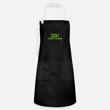 Font I can rely on them - Artisan Apron