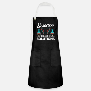 Research-science Science research experiment - Artisan Apron