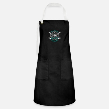 Playing Field School Is Important But Hockey Is Importanter - Artisan Apron