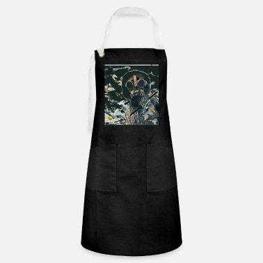 Uncertain Uncertain and gloomy future - Artisan Apron