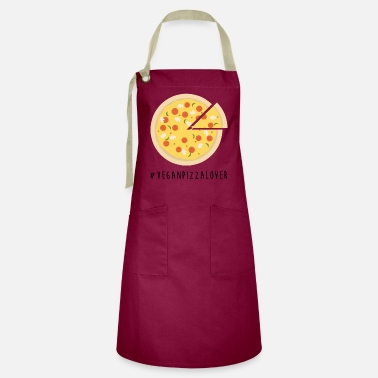 Vegan Pizza Lover - Artisan Apron