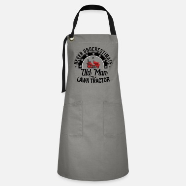 Mower The Lawn Mower Tractor Mowing - Artisan Apron