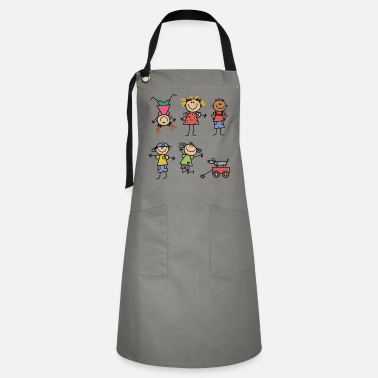 Kid Kids - Artisan Apron