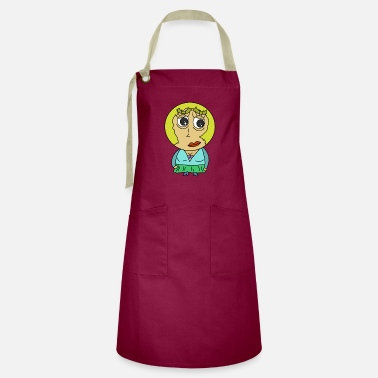 Funny Pictures Funny pictures drawing - Artisan Apron