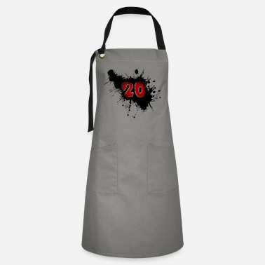 Date Of Birth Date of birth 20 years - Artisan Apron