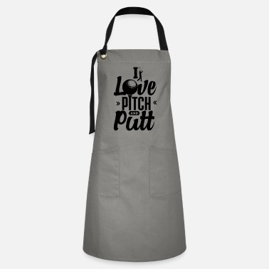Pitch Pitch and Putt Pitch and Putt Pitch and Putt - Artisan Apron