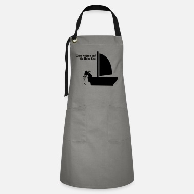 High Seas Suck on the High Seas (1c) - Artisan Apron