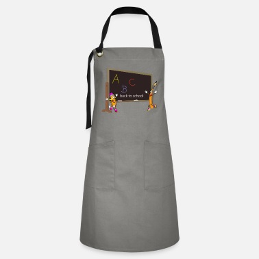 Back To School back to school, back to school, schooling - Artisan Apron