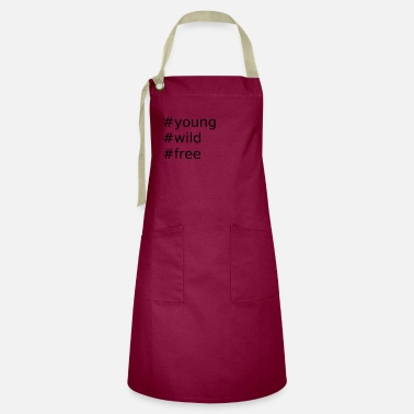 Young young - Artisan Apron