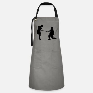 Sword Fight Sword fight eu - Artisan Apron
