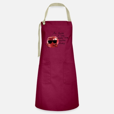 Sultry an apple a day keeps the doctor away - Artisan Apron