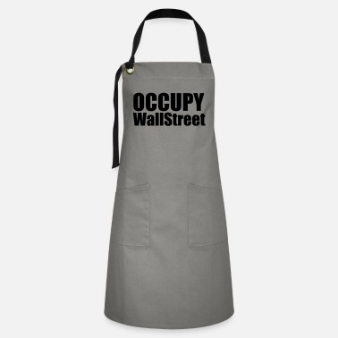 Occupy Occupy - Tablier contrasté