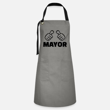 Mayor Mayor - Artisan Apron